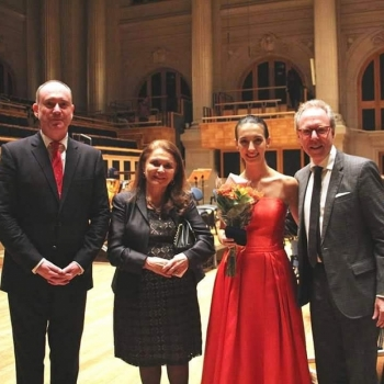 Marina Martins wins OSESP Young Soloists Competition 2018